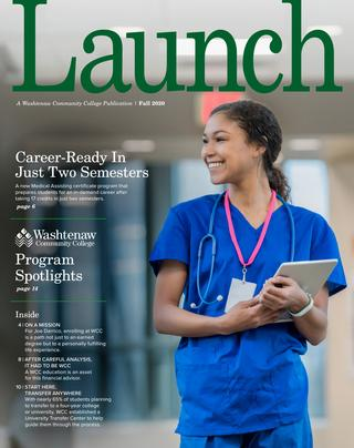 Launch Magazine, Fall 2020