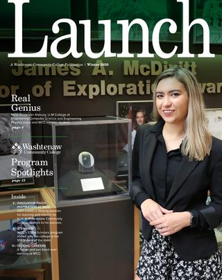 Launch Magazine, Winter 2020